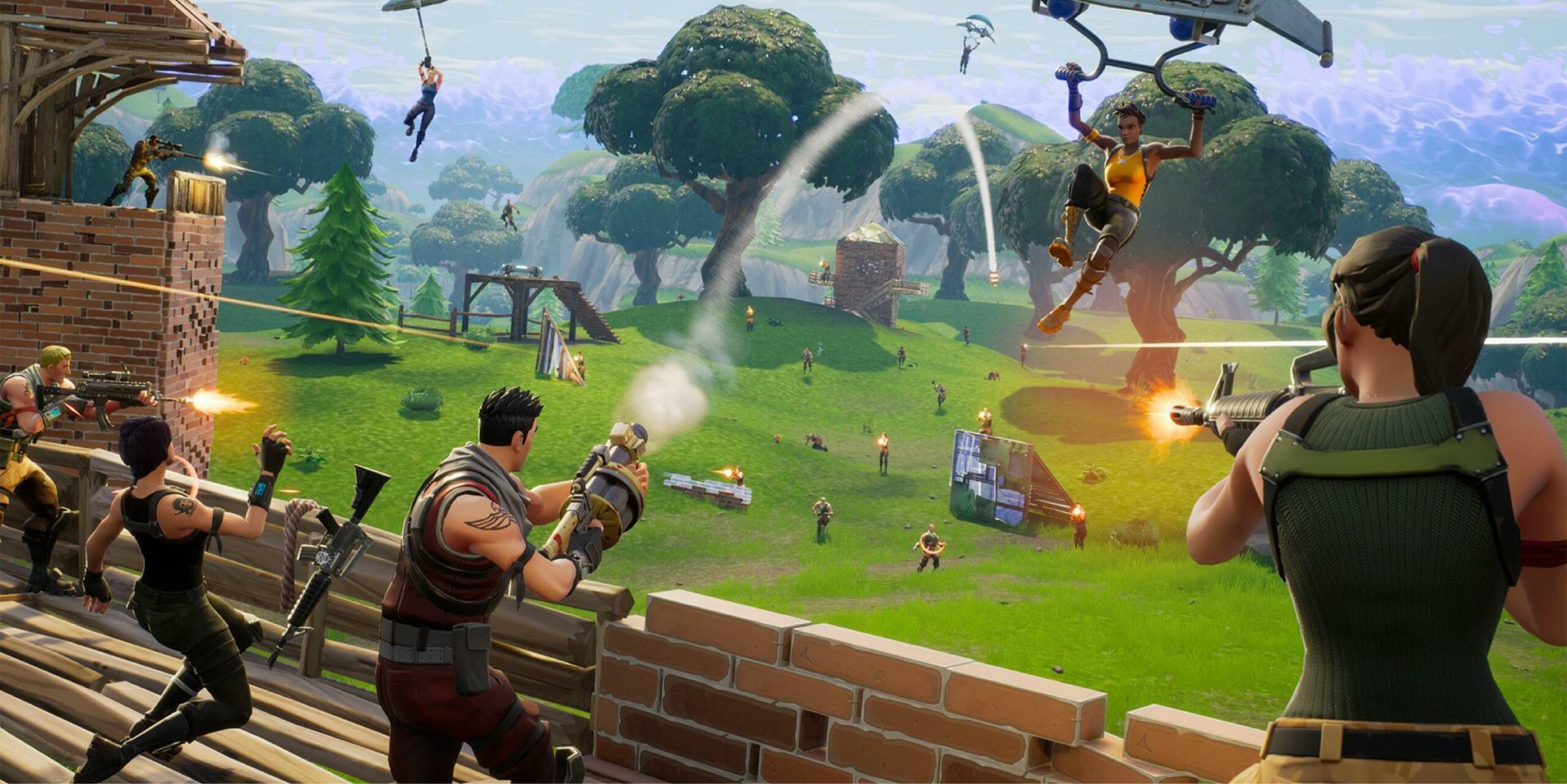 Come guardare e capire una partita di Fortnite