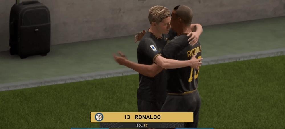 Everybody Plays Home esports calcio