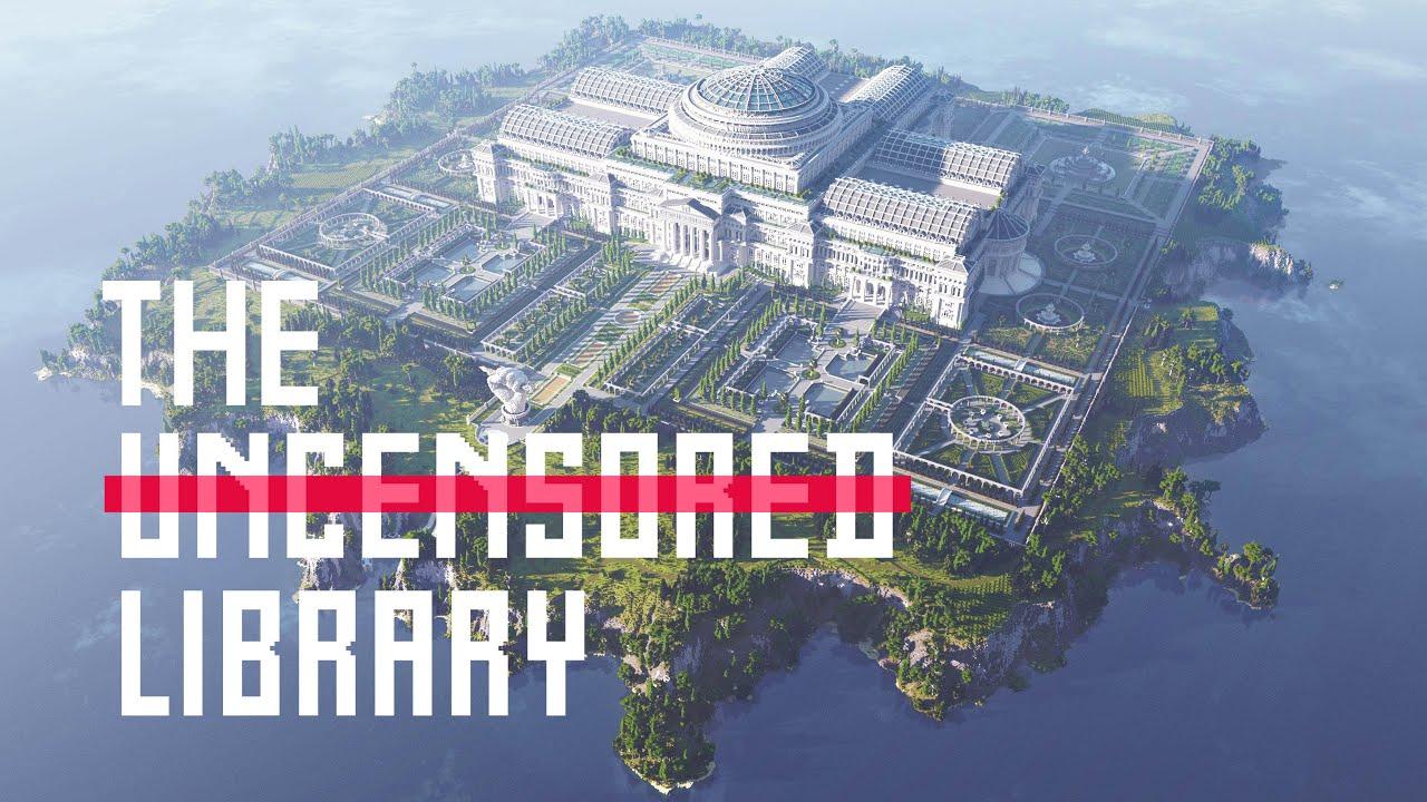 Minecraft offre 12 milioni di blocchi, per una libertà senza blocchi