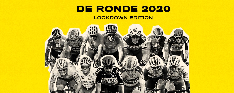 Tre cose che abbiamo pensato guardando il Giro delle Fiandre virtuale