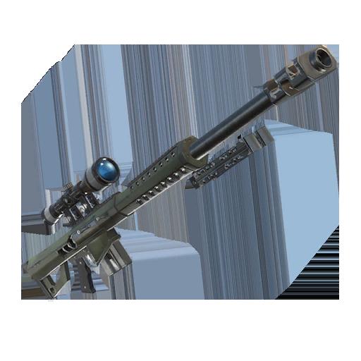 Il fucile da sniper di Fortnite