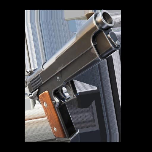 La pistola di Fortniite