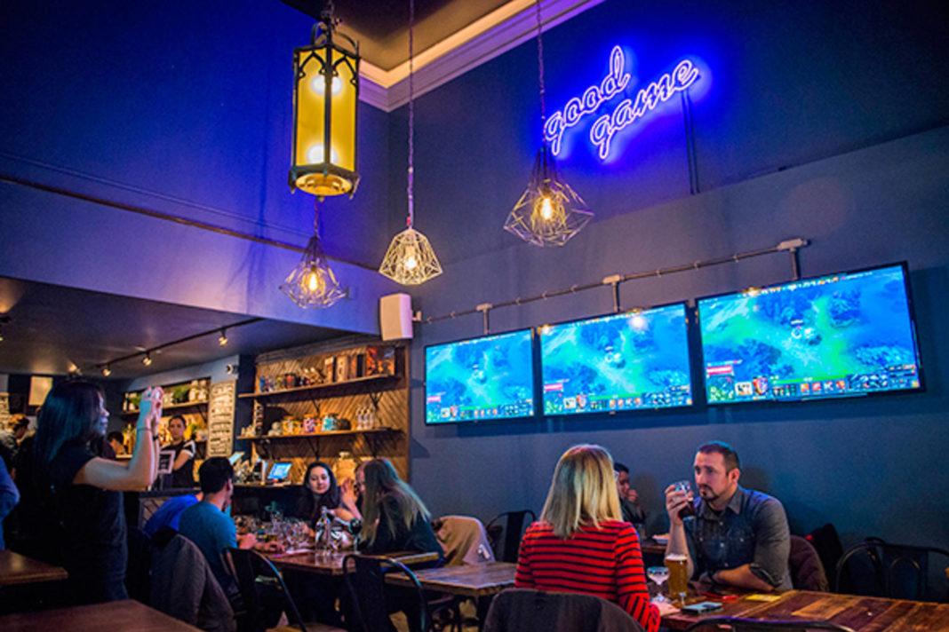 Dagli eSports bar ai bar che trasmettono gli eSports