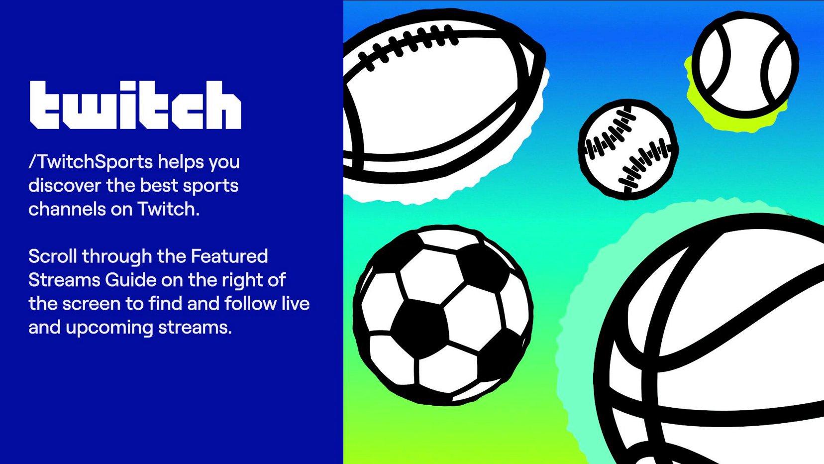 Twitch apre al calcio e agli sport. Cosa significa?