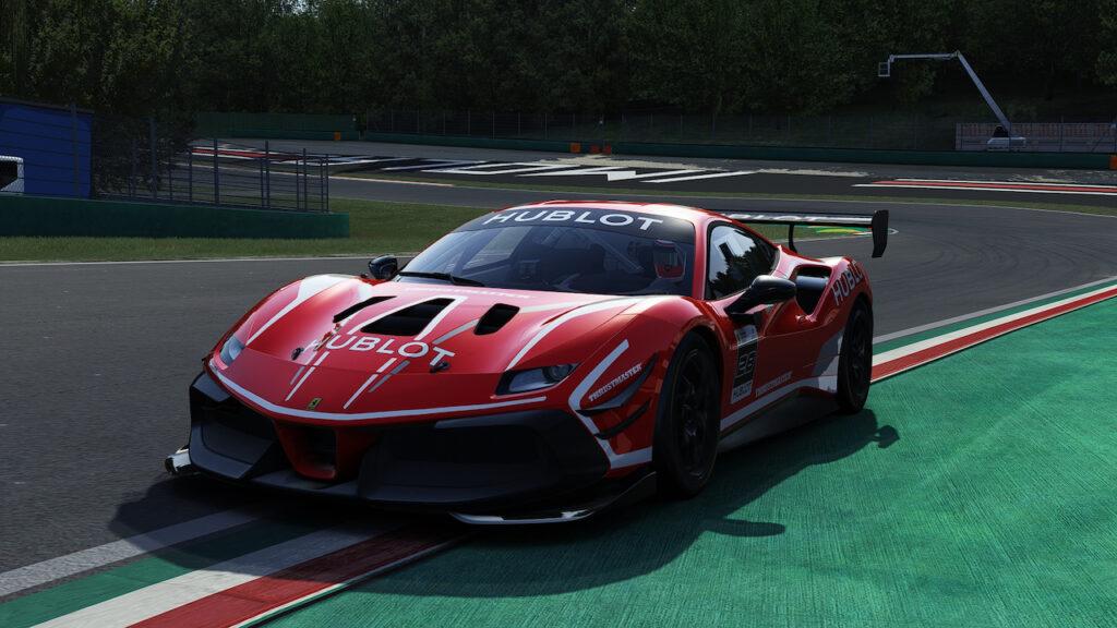 Arriva la Ferrari Hublot Esports Series